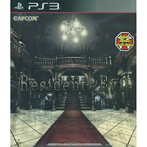 Resident Evil: Hd Remaster - Ps3 ( USADO )