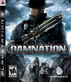 Damnation - Ps3 ( USADO )