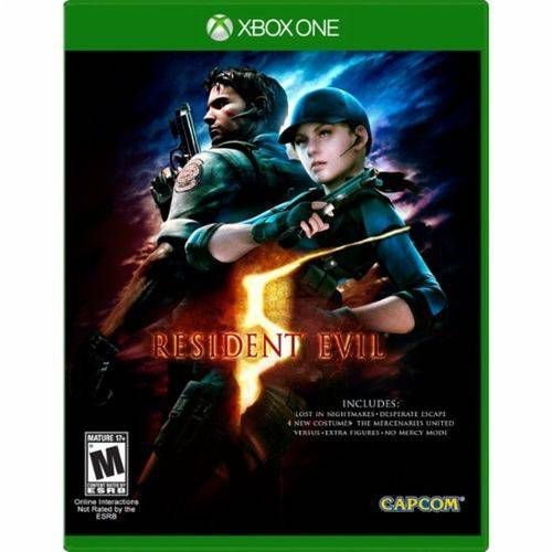 Resident Evil 5 Remastered - Xbox One ( USADO )