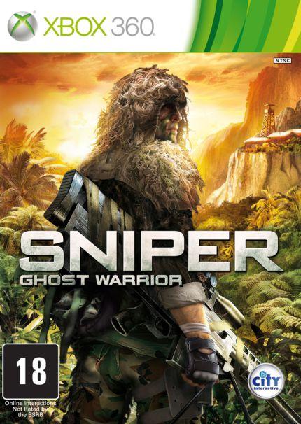 Sniper: Ghost Warrior - Xbox 360 ( USADO )