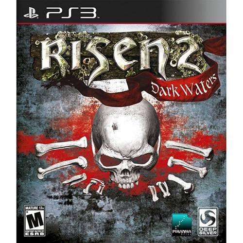 Risen 2: Dark Waters - PS3 ( USADO )
