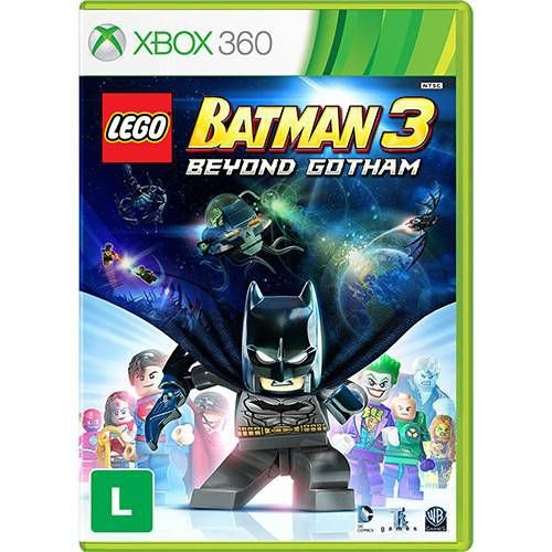 Lego Batman 3 - XBOX 360 ( USADO )