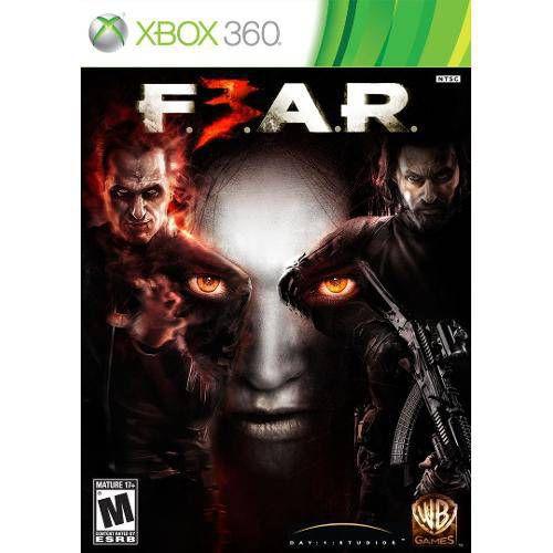 Fear 3 - Xbox 360 ( USADO )