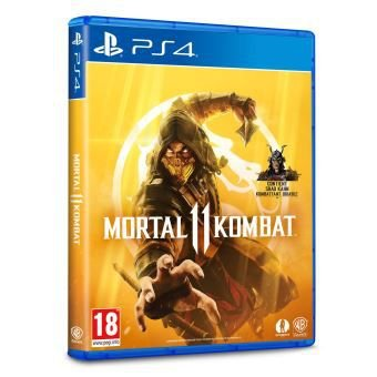 Mortal Kombat 11 - PS4 ( USADO )