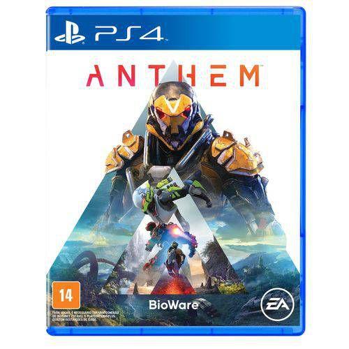 Anthem - PS4 ( Usado )