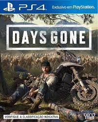 Days Gone - PS4 ( NOVO )