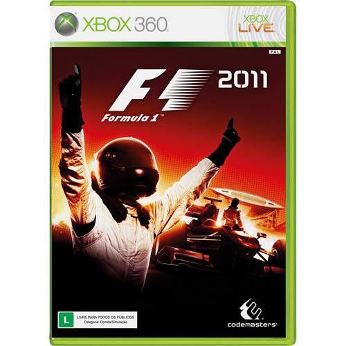 Formula 1 2011 - Xbox 360 ( USADO )