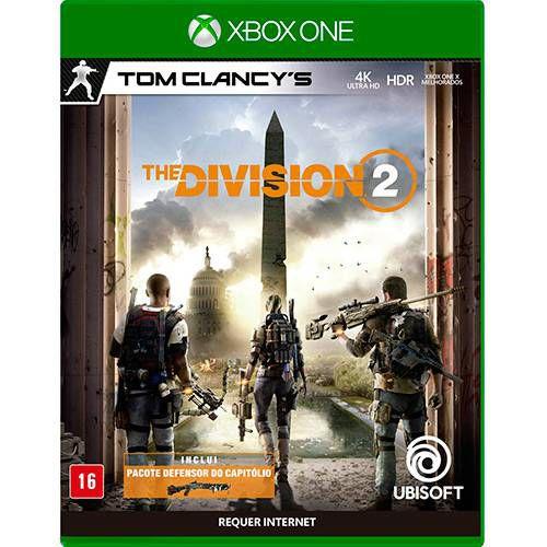Tom Clancy's The Division 2 - XBOX ONE ( NOVO )