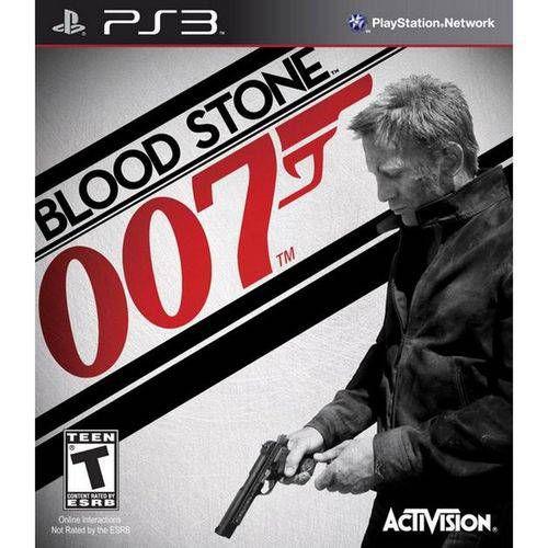 Blood Stone 007 - Ps3 ( USADO )