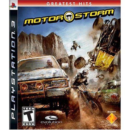 Motorstorm Greatest Hits - Ps3 ( USADO )