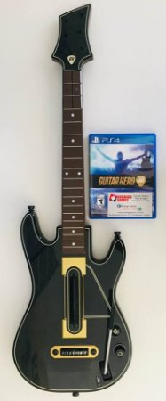 Guitar Hero - Ps4 ( USADO )