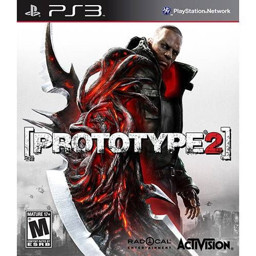 Prototype 2 - PS3 ( USADO )