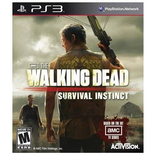 The Walking Dead: Survival Instinct - Ps3 ( USADO )