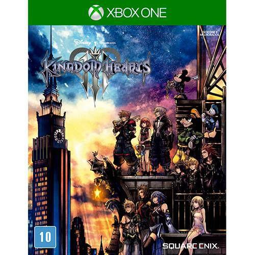 Kingdom Hearts III - XBOX ONE ( USADO )