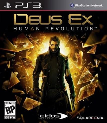Deus Ex - Human Revolution - PS3 ( USADO )