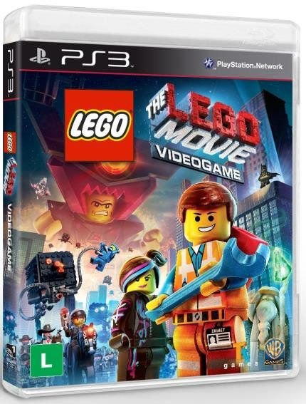 The Lego Movie Videogame - PS3 ( USADO )