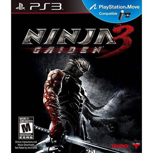 Ninja Gaiden 3 - PS3 ( USADO )