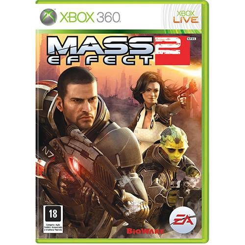 Mass Effect 2 - XBOX 360 ( USADO )
