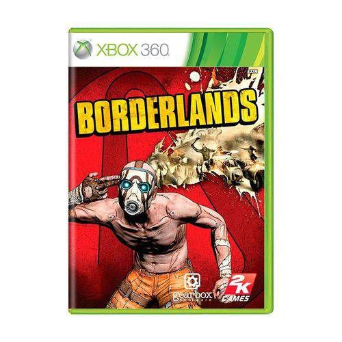 Borderlands - Xbox 360 ( USADO )