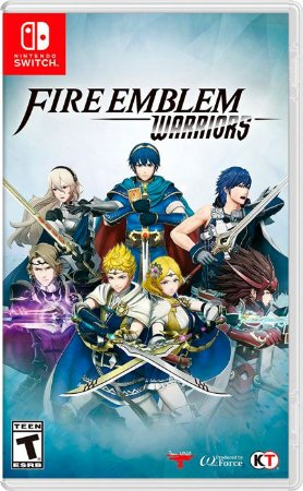 Fire Emblem Warriors - Nintendo Switch ( NOVO )