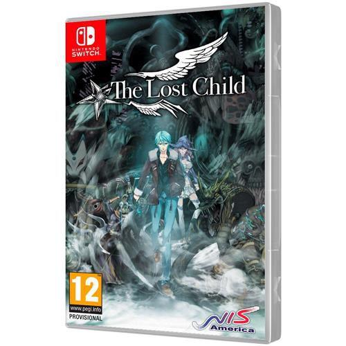 The Lost Child - Nintendo Switch ( NOVO )