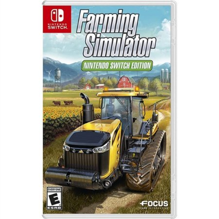 Farming Simulator - Nintendo Switch ( NOVO )