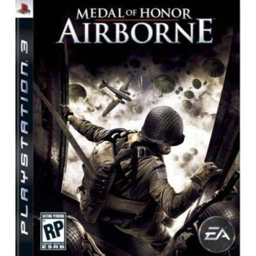 Medal Of Honor Airborne - Ps3 ( USADO )