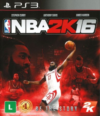 Nba 2k16 - Ps3 ( USADO )
