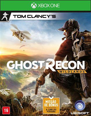 Tom Clancys Ghost Recon Wildlands - Xbox One ( NOVO )