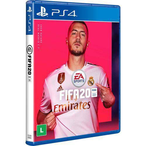 Fifa 20 - PS4 ( USADO )