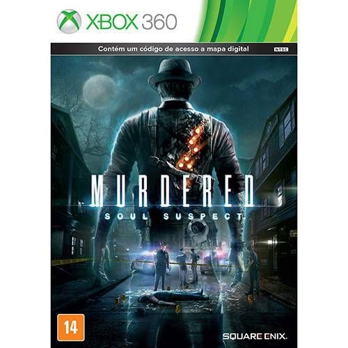 Murdered: Soul Suspect - XBOX 360 ( USADO )