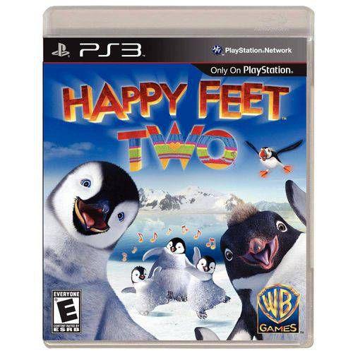 Happy Feet 2 - Ps3 ( USADO )