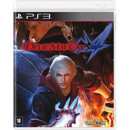Devil May Cry 4 - PS3 ( USADO )