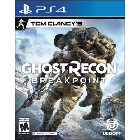 Ghost Recon Breakpoint - PS4 ( USADO )