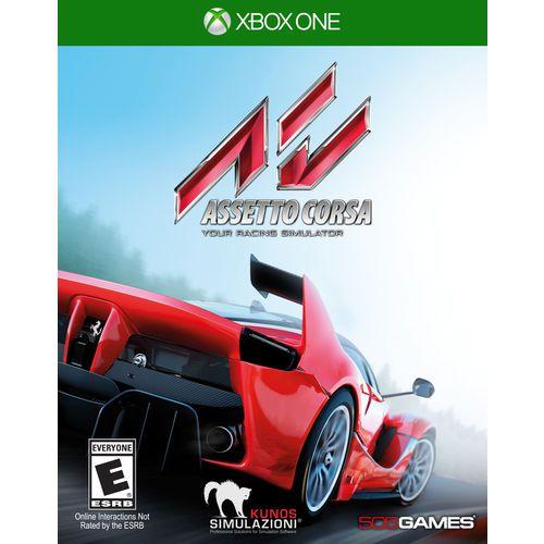 Assetto Corsa - Xbox One ( NOVO )