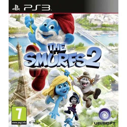 Os Smurfs 2 - Ps3 ( USADO )
