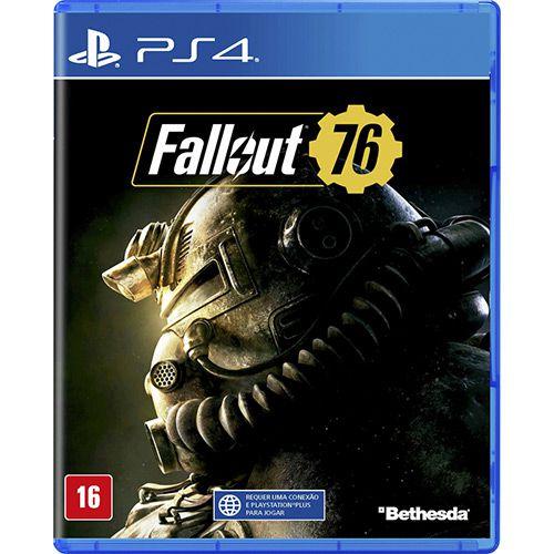 Fallout 76 - PS4 ( NOVO )