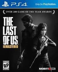 The Last Of Us Remasterizado - PS4 ( USADO CAPA DE PAPELAO )