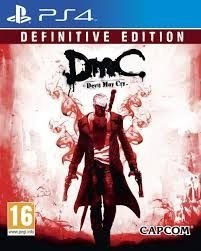 DMC Devil May Cry: Definitive Edition - PS4 ( USADO )
