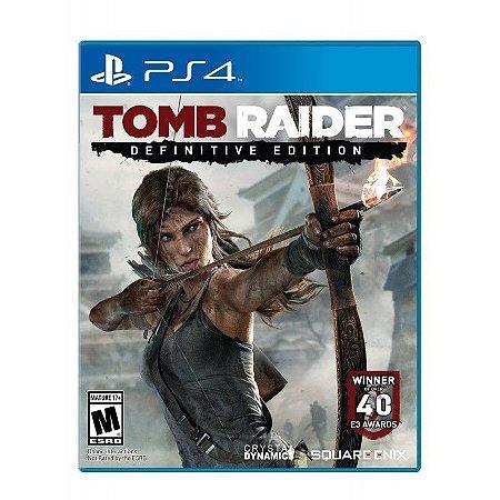 Tomb Raider: Definitive Edition - PS4 ( USADO )
