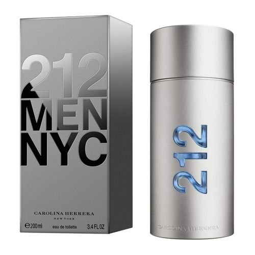 Perfume 212 Men Nyc Carolina Herrera 100ml ( Importado Masculino )