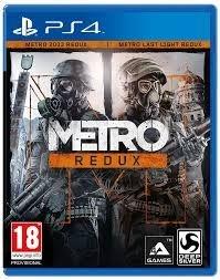 Metro Redux - PS4 ( USADO )