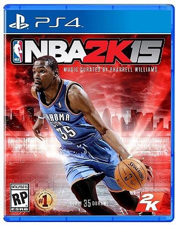 NBA 2K15 - PS4 ( USADO )