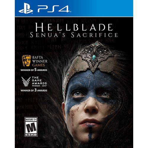 Hellblade Senua's Sacrifice - Ps4 ( USADO )