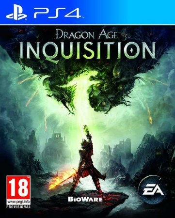 Dragon Age: Inquisition - PS4  ( USADO )