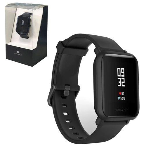 Relógio SmartWatch Amazfit Bip Lite A1915 Preto - Xiaomi ( Versão Global )