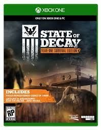State Of Decay: Year One Survival - XBOX ONE ( USADO )