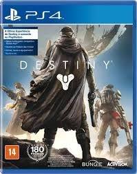 Destiny - PS4 ( USADO SOMENTE ONLINE )