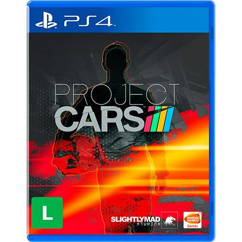 Project Cars - PS4  ( USADO )