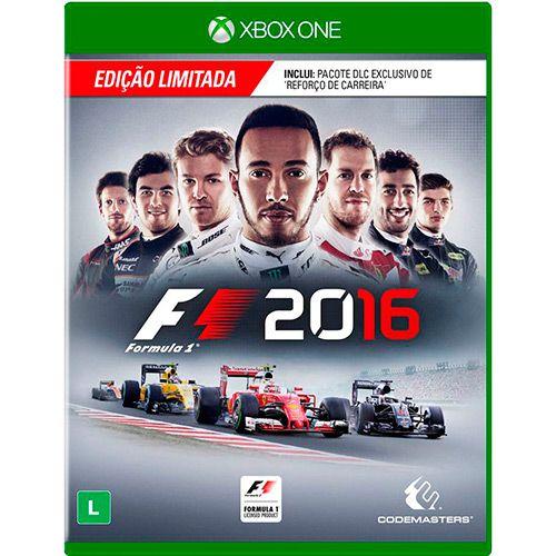 Formula 1 2016 - Xbox One ( USADO )